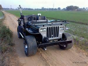Modified Mahindra Jeep Mahindra made jeep modified by