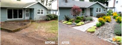 Front Yard Landscaping Ideas On A Budget The Designs HomeLKcom