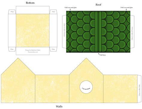 14 Best Photos of 3D Paper Bird Pattern Paper Quilling
