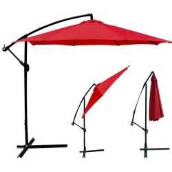 Pics Photos Offset Patio Umbrellas Outdoor Patio