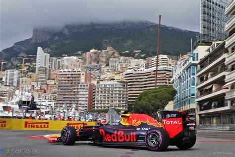 Max Verstappen, Red Bull, Monte Carlo, 2016 · F1 Fanatic