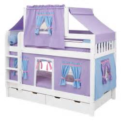 10 Awesome Girls' Bunk Beds Decoholic