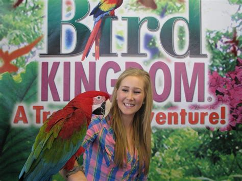 Bird Kingdom Niagara Falls A Tropical Adventure!