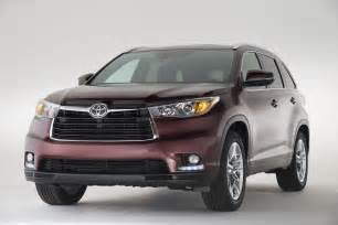 Daily Cars: All new 2014 Toyota Highlander SUV
