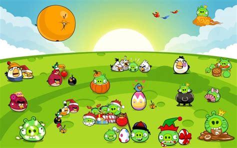 HD Angry Birds Background PixelsTalkNet