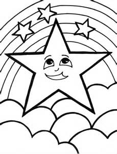 star coloring pages star fish coloring pages star night coloring pages ...
