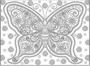 ADULT COLORING | Coloring Pages