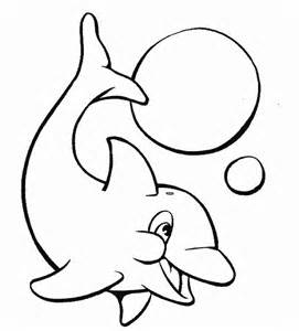 Dolphin Coloring Pages | Coloring Pages To Print