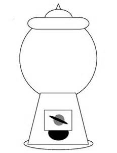 gumball machines Colouring Pages