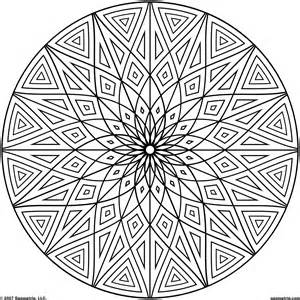 GEOMETRIC PATTERNS TO COLOR | Design Patterns