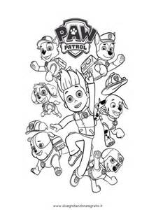 Show me more ryder paw patrol colouring pages