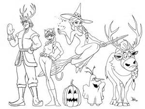 Halloween Cupcakes Frozen Christmas Coloring Page Top 5 Things To Do ...