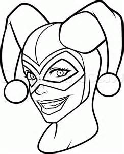Harley quinn coloring pages - coloringtop.com