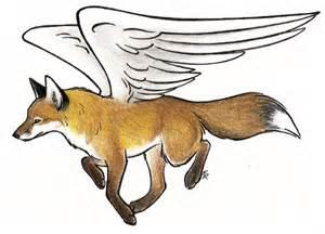 Flying Fox by WildSpiritWolf on DeviantArt