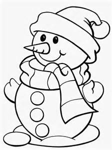 Free Christmas Coloring Pages To Print | Wallpapers9