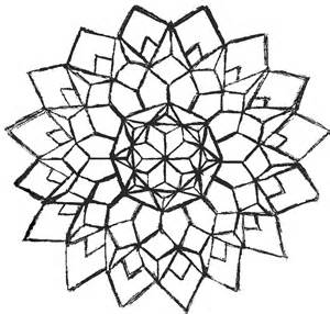 advanced coloring pages geometric design geometric coloring pages ...