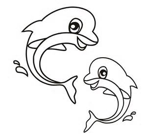 Sea animal coloring pages,free printable kids ocean animals coloring ...