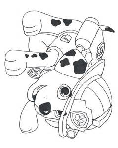Paw Patrol coloring pages Car Pictures