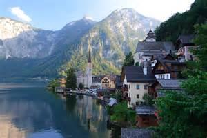 オーストリア:Hallstatt, Austria | Beautiful Places to ...