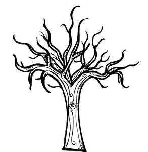 Tree Branches Coloring Pages ClipArt Best 153787 Coloring Pages Tree