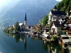 オーストリア:Hallstatt, Innsbruck, Melk, Salzburg