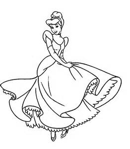 Princess Coloring Pages | Disney Princess Coloring | Disney Princess ...