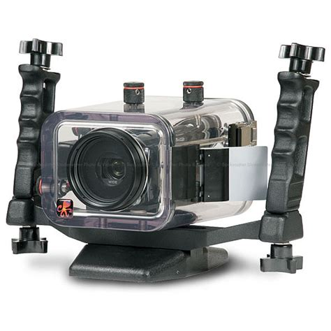 Ikelite Underwater Video Housing for Sony HDR XR550 Video