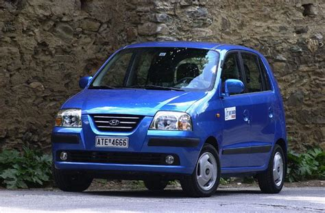 Hyundai Atos 2001: Review, Amazing Pictures and Images