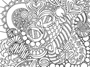 Printable Coloring Pages For Adults - Walloid