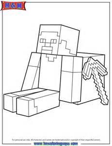 steve coloring page minecraft coloring pages minecraft steve coloring ...