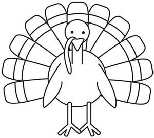 Printable Turkey Coloring Pages | Coloring Me