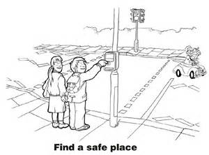 Traffic Safety Coloring Pages - AZ Coloring Pages