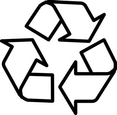 What does that recycling word mean?