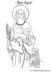 Saints Coloring Pages |