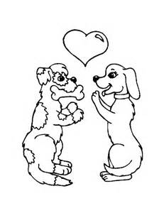 Highlights Post : Coloring Pages Dog