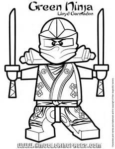 lloyd golden lego ninjago Colouring Pages