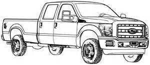 Ford Coloring Pages with 1366×598 pixel
