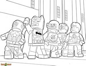 The LEGO Movie Coloring Pages : Free Printable The LEGO Movie Color ...