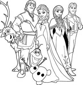 disney frozen movie coloring book Lovely frozen Coloring Pages