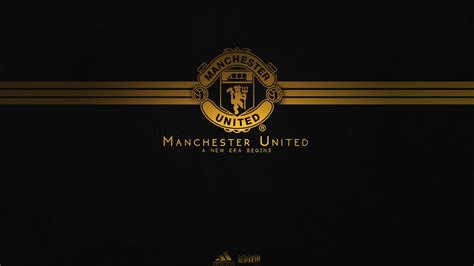 Download Black Manchester United Wallpaper Gallery