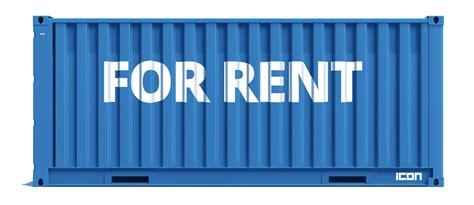 Container rentals Neucontainer, Gebrauchtcontainer
