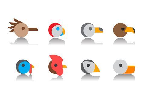 Free Bird Head Icon Vector Download Free Vector Art