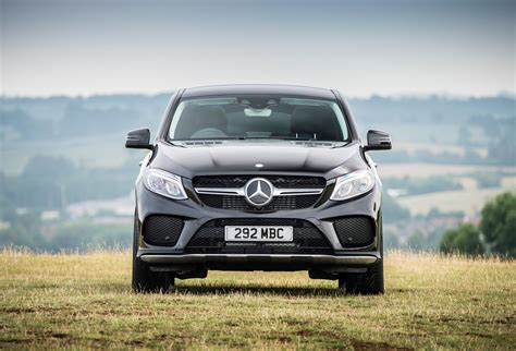 Mercedes Benz GLE 350d 4Matic AMG Line Coupe (2015) review