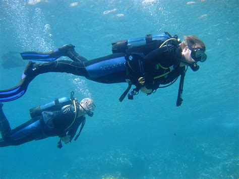 How Long Does a Scuba Tank Last? Diving in Chania with Omega