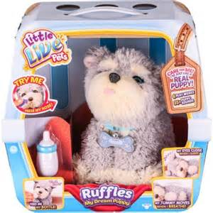 Little Live Pets Ruffles My Dream Puppy Walmartcom