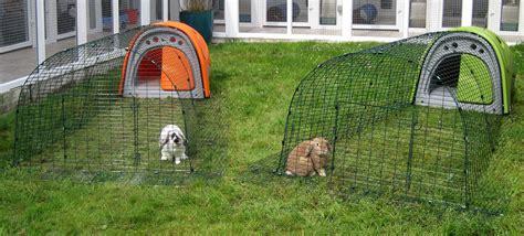 Eglu Classic Rabbit Hutch Rabbit House for Two Rabbits