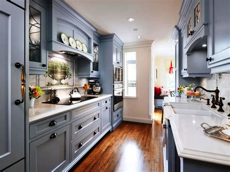 7 Steps to Create Galley Kitchen Designs TheyDesignnet
