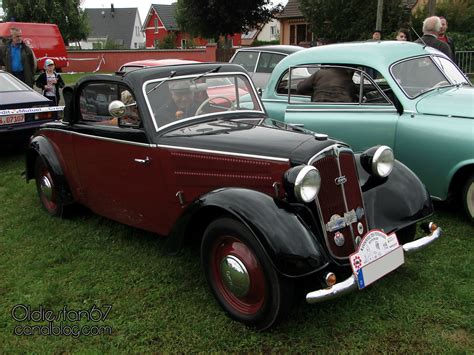 DKW Auto Union F8 Luxus cabriolet coupe 1939 Oldiesfan67