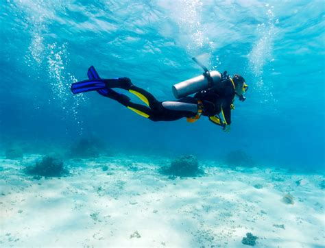How To Improve Your Buoyancy • Scuba Diver Life