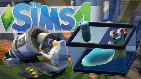 PET ALIEN SLUG!! The Sims 4 Gameplay #24 YouTube